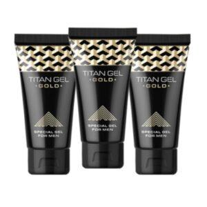TitanGel Gold 3Potes, Imagen de Productos.